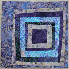 Sew Connected 2- January Block