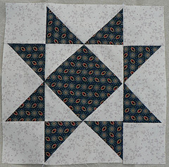 Civil War Reproductions Quilt Block